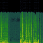 spectrogram of the sonnet